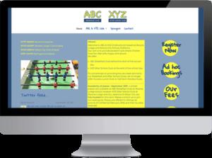ABC XYZ childcare