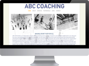 ABC Coaching by Pink Desk Studio